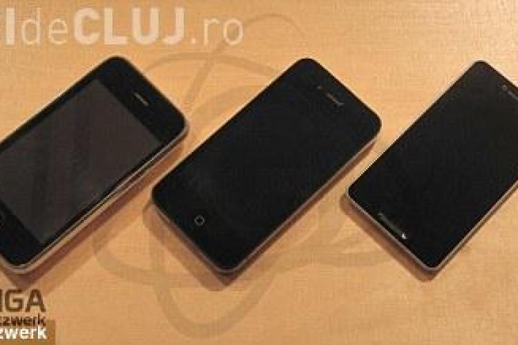 Ar putea iPhone 5 sa arate asa? A fost realizat un prototip al gadgetului care se lanseaza in 4 octombrie VIDEO