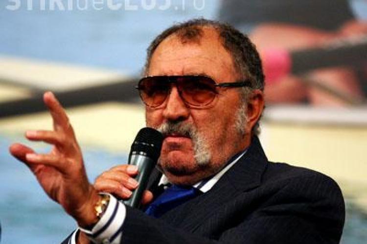 Ion Tiriac: Nu iesim din criza in 2012 si o mai ducem in spate