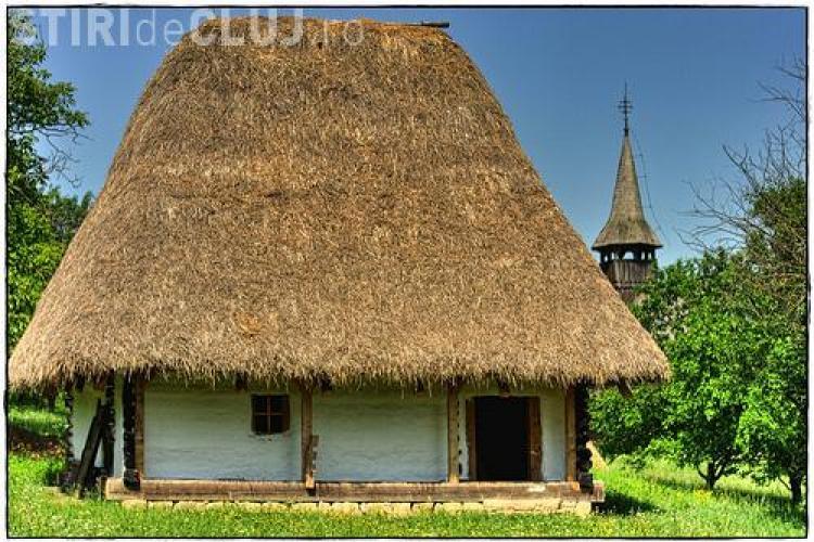 """Casele din Muzeul Etnografic Cluj, """"adoptate"""" de oamenii de afaceri clujeni VIDEO"""