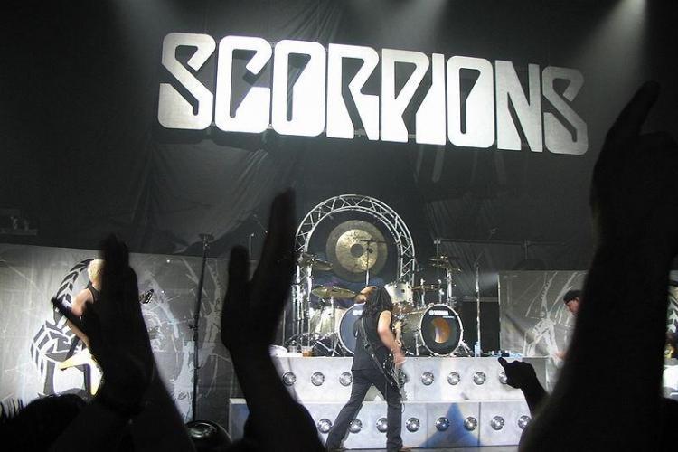 Doi membri ai trupei Scorpions au ajuns la Cluj! Urmeaza sa vina si ceilalti trei