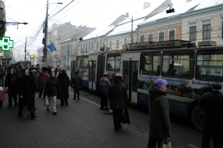Abonamente RATUC Cluj pentru studenti si masteranzi! Vezi unde se pot face abonamentele