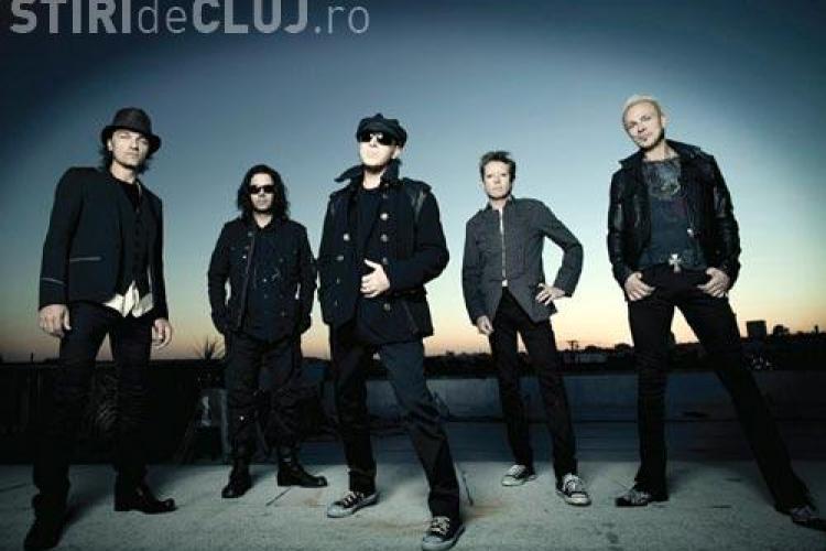 Cand ajunge Scorpions la Cluj si cate bilete s-au vandut