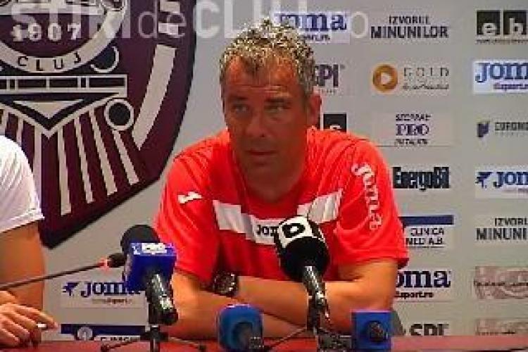 Jorge Costa: Imi doresc sa ajunge pe locul 1, depinde numai de noi