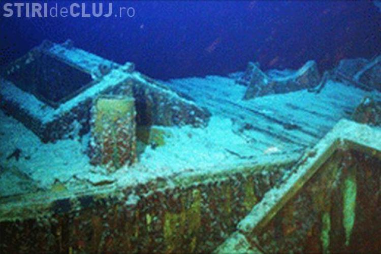 O epava cu 200 de tone de argint, descoperita pe fundul Oceanul Atlantic