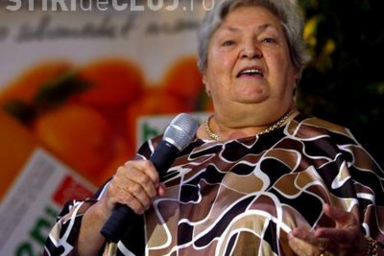 Draga Olteanu Matei, premiul de excelenta la Comedy Cluj