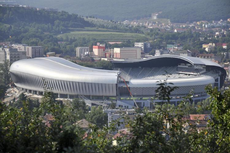 Scorpions la Cluj! Ar putea ploua sambata seara. Nu se va intra cu umbrele pe Cluj Arena