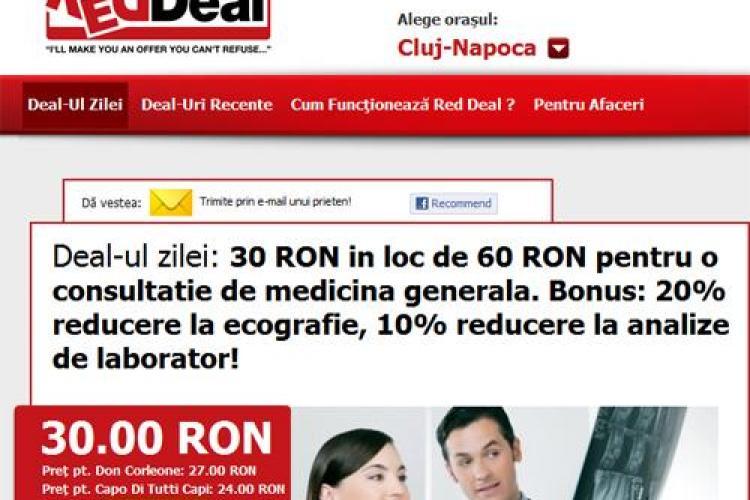 Deal-ul zilei: 30 lei in loc de 60 lei pentru o consultatie de medicina generala la Promedical Center din Cluj (P)