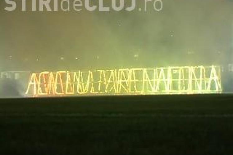 80.000 de oameni au vizitat Cluj Arena! Momente de neuitat VIDEO