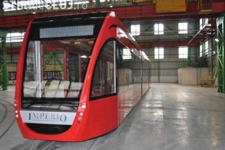 Astra Vagoane Arad si Siemens vor sa vanda tramvaie in Cluj-Napoca! Vezi cum arata