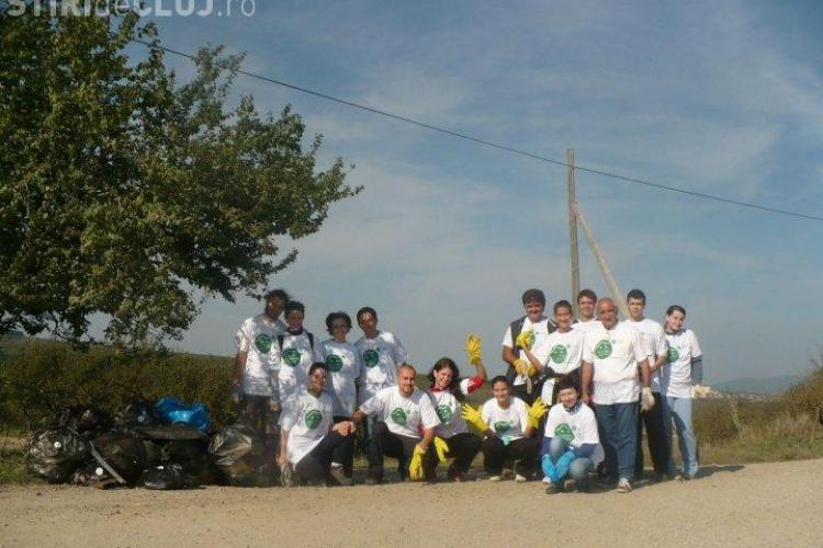 Let's do it, Romania 2011: Clujul, locul 1 in tara la inscrieri. Voluntarii se intalnesc, sambata, in parcarea Iulius Mall