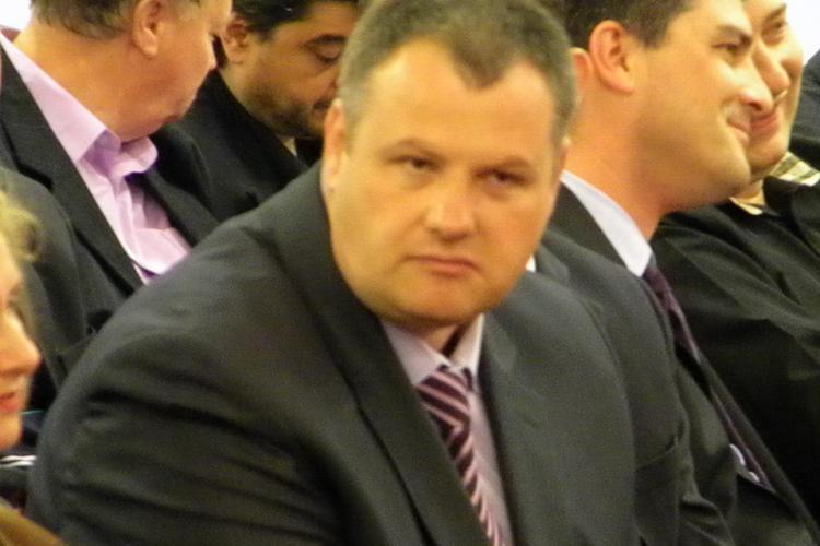Furt! Mircea Irimie, viceprimarul din Turda, a ramas fara motocicleta de 14.000 de euro