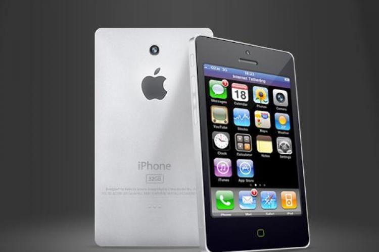 iPhone 5 va schimba fata smartphone -urilor? Vezi cum ar putea arata VIDEO