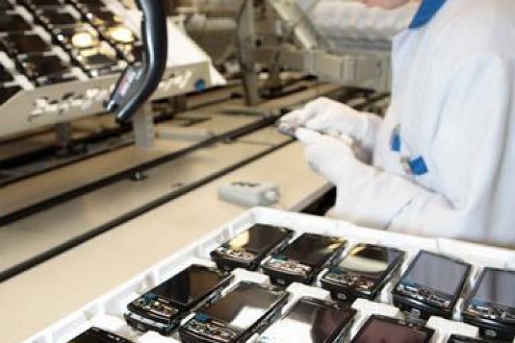 Nokia a avut o cifra de afaceri ametitoare la Jucu in ultimii trei ani