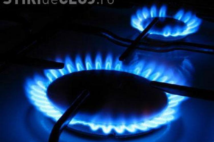 Se ia gazul in mai multe localitati din judetul Cluj