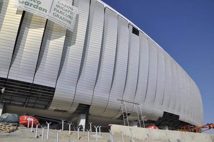 Masuri de ordine la inaugurarea Cluj Arena! Aleea Stadionului va fi inchisa traficului rutier