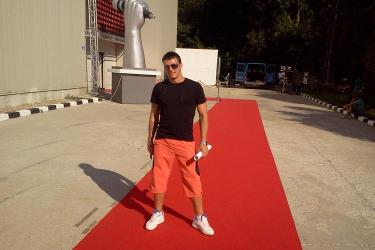 Vlad Gliga, al doilea clujean de la Vocea Romaniei! Brenciu a fost impresionat FOTO si VIDEO