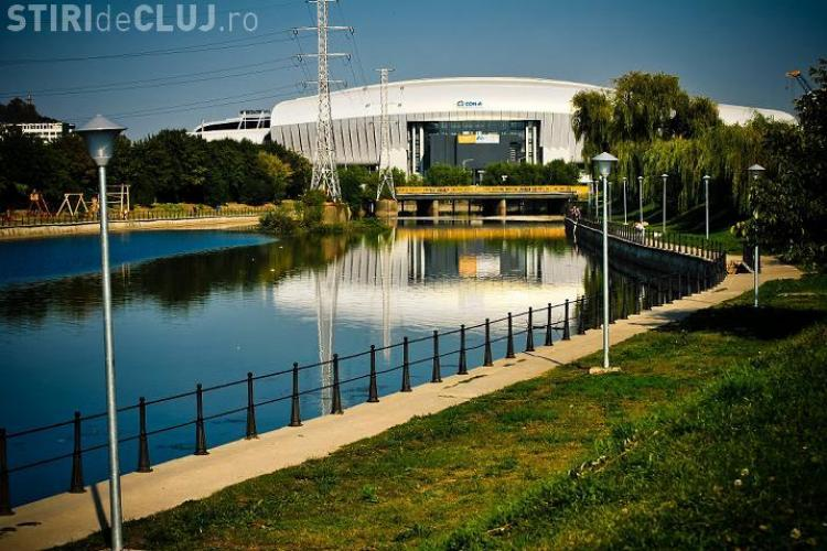 "Cluj Arena in cateva fotografii spectaculoase din concursul ""STIRI DE CLUJ te trimite GRATIS la Scorpions""! FOTO"