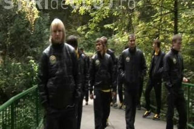 Jucatorii de la Kuban s-au plimbat prin Gradina Botanica VIDEO