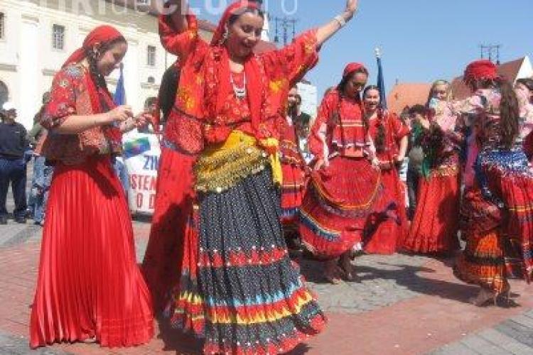 Romii din Cluj, sfatuiti sa isi declare etnia la recensamant