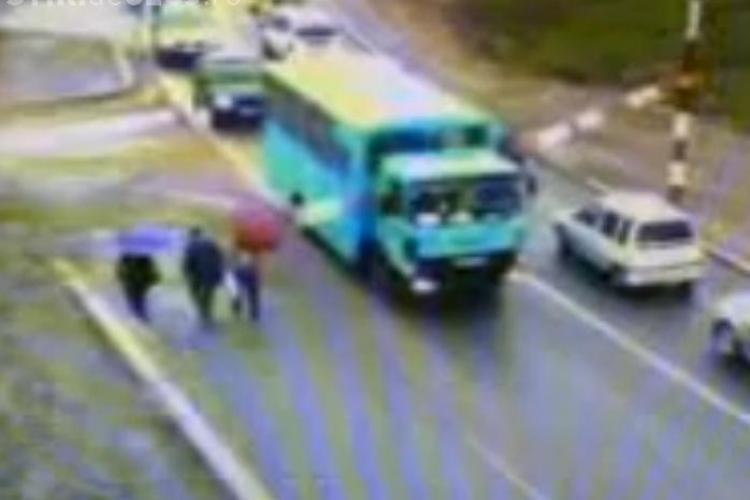 Un camion a spulberat indicatorul de inaltime de pe Taietura Turcului VIDEO LIVE EXCLUSIV