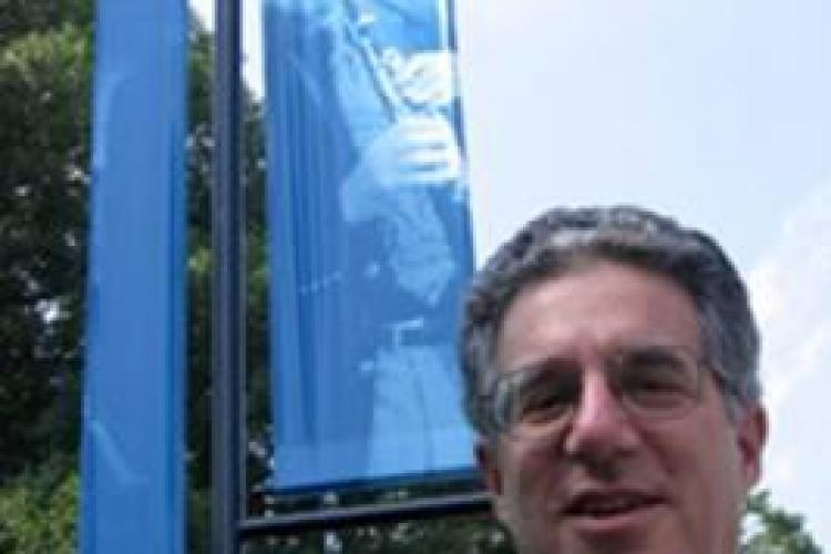 "Profesorul Ray Jackendoff in vizita la Academia de Muzica ""Gheorghe Dima"""