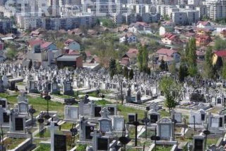 Crematoriu uman, construit in cimitirul Manastur