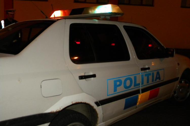 "Inconstienta! Si-a ""eliberat"" un permis de conducere si circula prin Cluj cu masina"