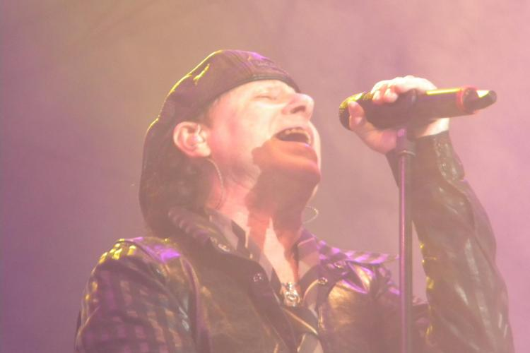 Wind of change, pe Cluj Arena! Scorpions a facut spectacol VIDEO