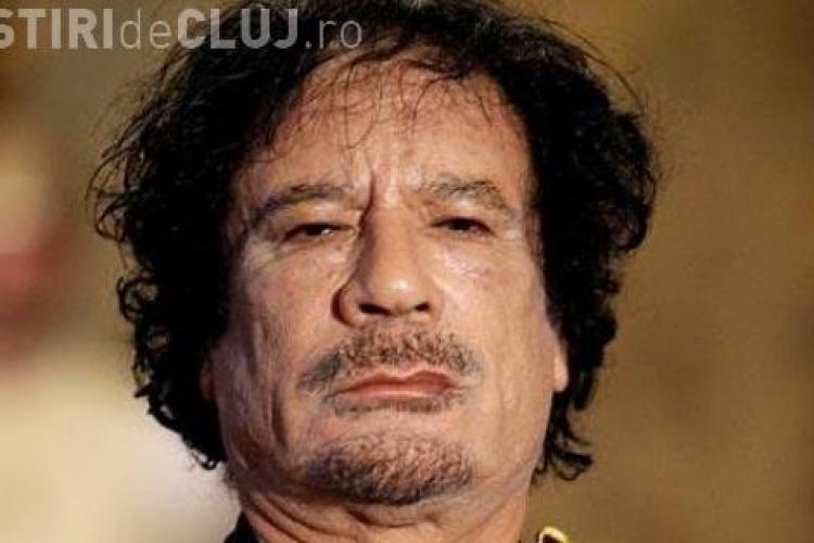 Fotografia cu Gaddafi mort! Imaginea este socanta