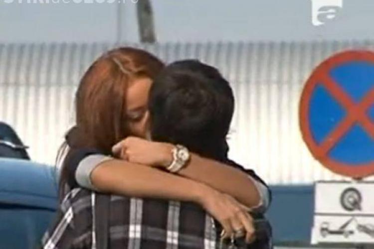 Bianca Dragusanu l-a consolat pe Adrian Cristea, dupa ce a jucat slab pentru nationala VIDEO