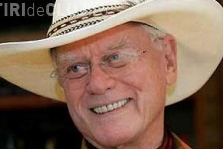 Larry Hagman, personajul J.R. din Dallas, are cancer