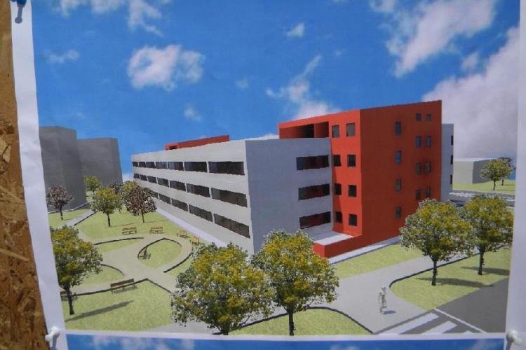 Doua parking- uri din Cluj-Napoca, terminate pana la finele anului 2011! Vezi cate locuri de parcare se creeaza