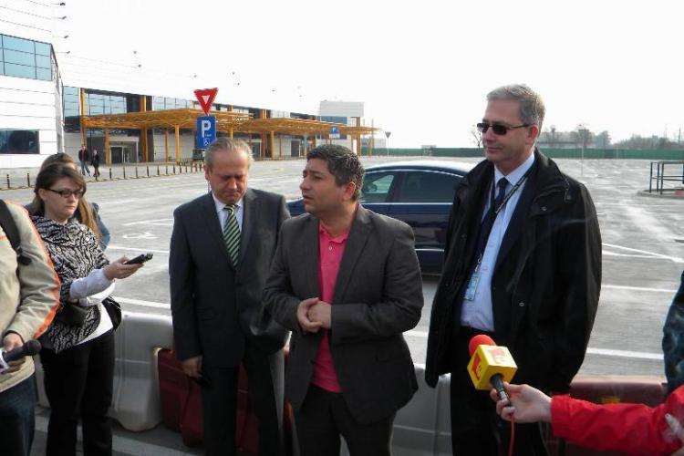 Vestigii arheologice calcate de buldozerele UTI la Aeroportul din Cluj! Consiliul Judetean a incercat sa musamalizeze totul