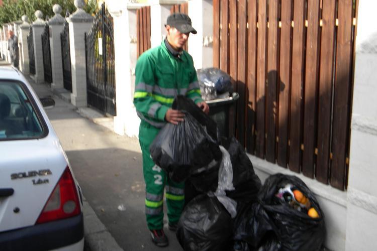 Clujenii nu dau doi bani pe colectarea selectiva a deseurilor! Suntem inca departe de Europa VIDEO