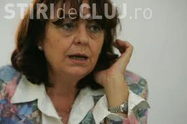 Ana Blandiana conferentiaza, vineri, 28 octombrie, la UBB Cluj