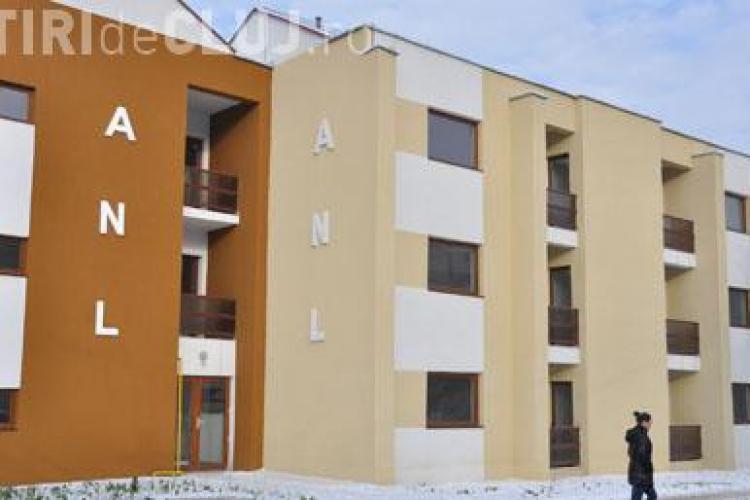 Constructia de locuinte ANL bate pasul pe loc in Cluj-Napoca