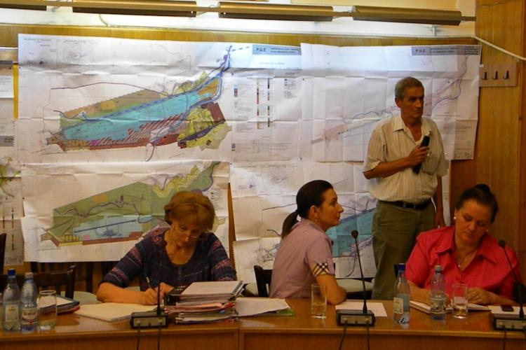 Cluj: Planurile urbanistice care nu corespund cu situatia din teren vor fi anulat