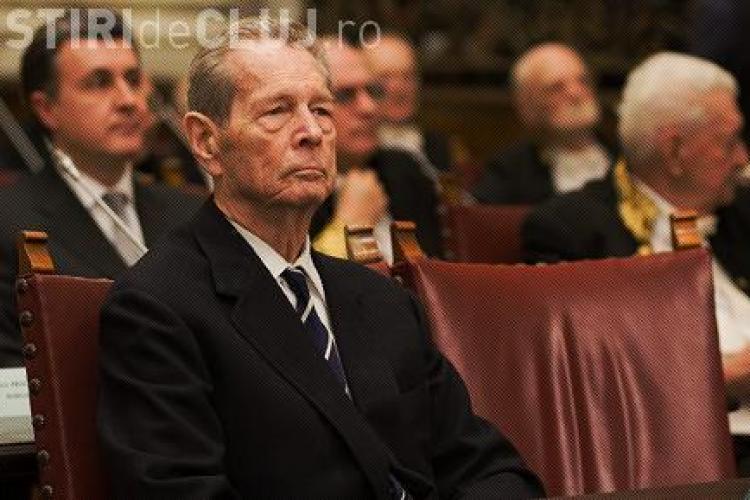 Regele Mihai LIVE VIDEO in Parlament de la ora 10.00