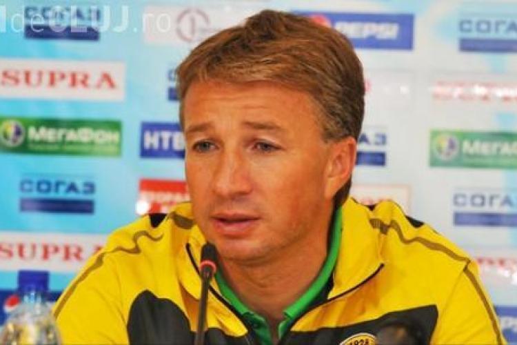 Kuban a ajuns la Cluj! Dan Petrescu: E o onoare sa inauguram Cluj Arena VIDEO