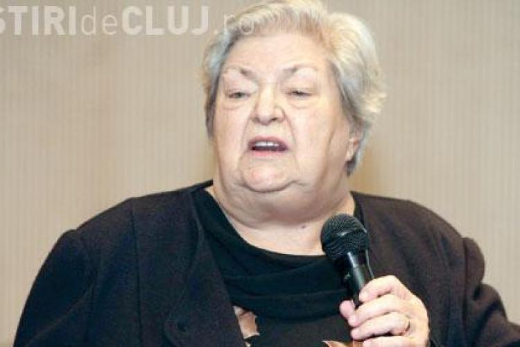 Draga Olteanu Matei va face o miniserie TV dupa o piesa scrisa de clujeanul Cornel Udrea