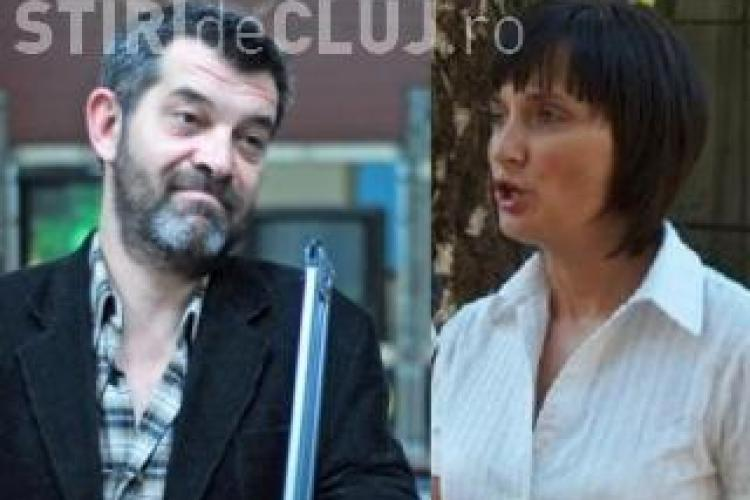 "Scandal la TVR Cluj! Membrul CA, Sebesi Karen, sustinut de UDMR, si-a ""plantat"" sotia in functia de redactor sef al sectiei maghiare"