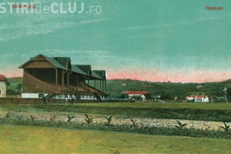 U Cluj revine acasa, pe noul Templu! Cum s-a schimbat stadionul din 1911 si pana azi FOTO