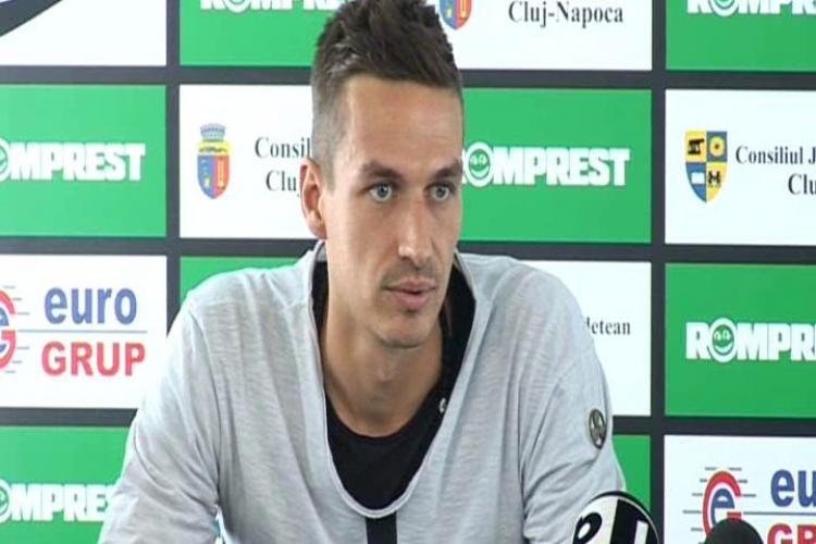 Lukasz Szukala: Cluj Arena e fratele mai mic al Allianz Arena VIDEO