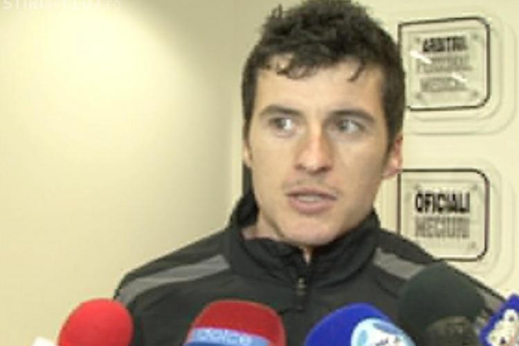 "Marinescu, eroul U Cluj: ""Sunt mai bucuros ca am luat trei puncte, decat ca am inscris primul gol pe Cluj Arena"" VIDEO"