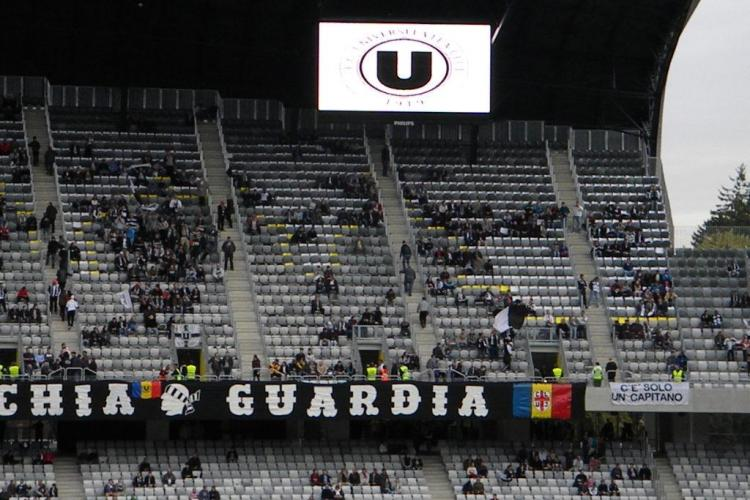 Cluj Arena arata superb! Ceremonia de inaugurare a inceput. Vezi ce invitati surpriza au venit FOTO