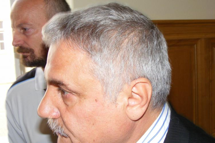 Niculae Nistor, directorul Colegiului Tehnic Napoca, trimis in judecata