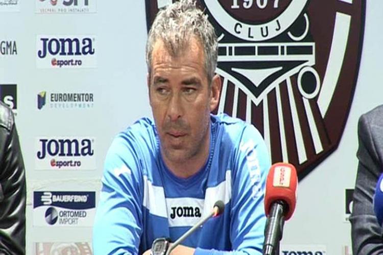"""Costa crede ca Dinamo nu este favorita la titlu: """"Ne gandim doar la victorii in urmatoarele trei meciuri"""""""