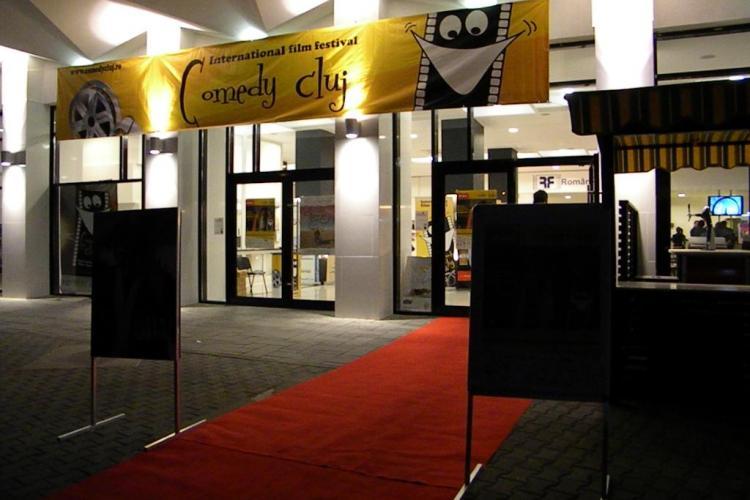 Comedy Cluj nu a facut sala plina la deschiderea oficiala. Clujenii nu mai gusta comediile?
