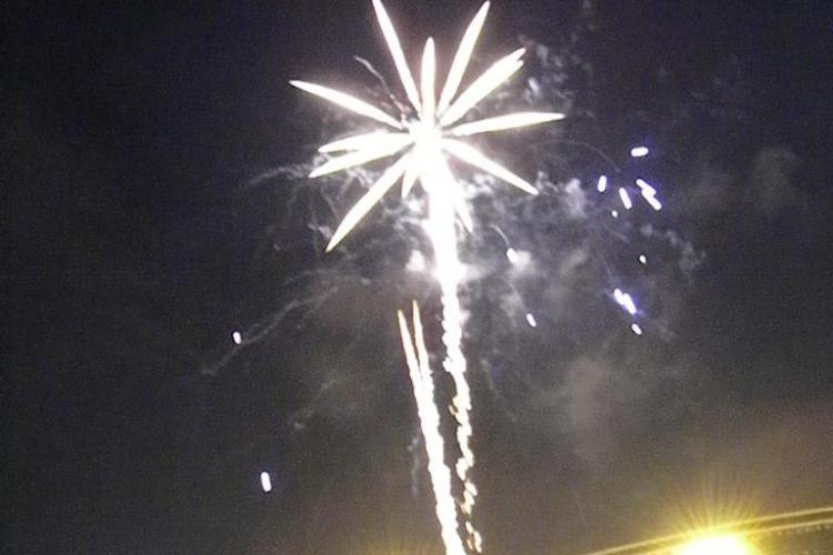 Artificiile au salvat meciul U Cluj - Kuban, terminat cu un rusinos 0-4 FOTO