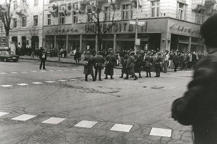 Procesul Revolutiei de la Cluj s-a inchis! Florian Caba si Carp Dando au scapat de pedeapsa